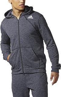 adidas Men's Basketball Cross Up Full Zip Jacket
