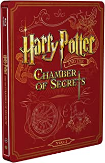 Harry Potter E La Camera Dei Segreti Steelbook (Bs)