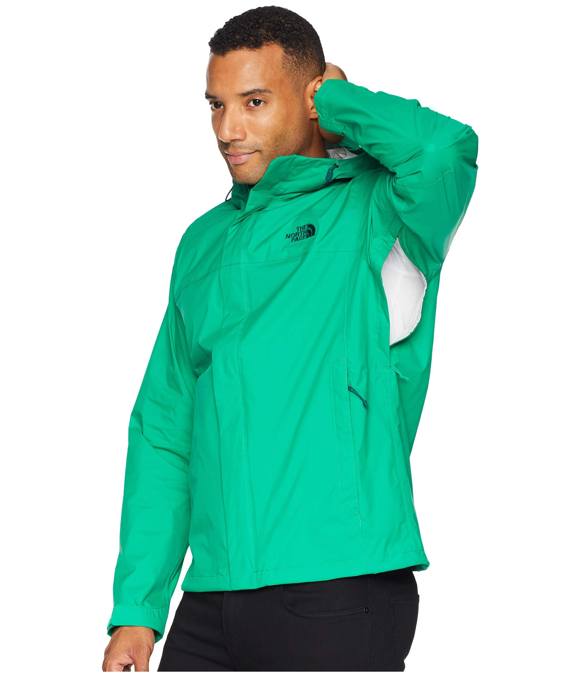The Venture primary Green Jacket 2 North Face Green Primary qAwSqzxBZ