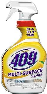 Formula 409 Multi-Surface Cleaner, Spray Bottle, Lemon, 22 Ounces