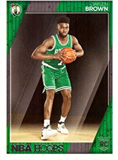 jaylen brown rookie card