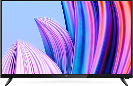 OnePlus 80 cm (32 inches) Y Series HD Ready LED Smart Android TV 32Y1 (Black) (2020 Model) 1