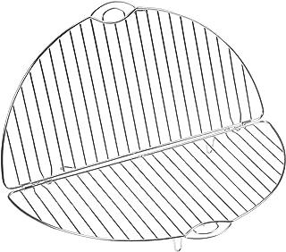 Zenker 42475 Volette à gâteau pliable, Acier Inoxydable, 32 x 32cm