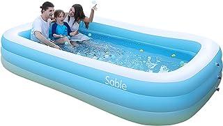 Sable SA-HF025 Piscinas hinchables, Azul