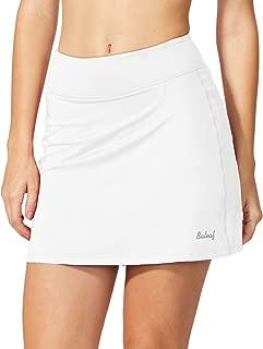 Women's Active Athletic Skort Lightweight Skirt with Pockets for Running Tennis Golf Workout