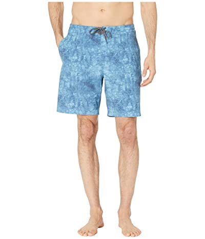 Rip Curl Sun Drenched Layday Swim Shorts (Blue) Men