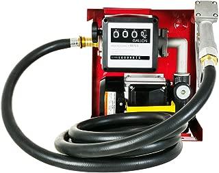 DuroStar DSTP15-AC 110-Volt 16-Gpm Cast Iron Fuel Transfer Pump
