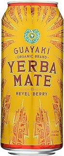 Guayaki Yerba Mate - Revel Berry - Case of 12 - 15.5 Fl oz.
