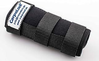 狗运动用踝带/支持用狗绷带,Nature Pet出品的CarpoLock Sport 系列 黑色 L