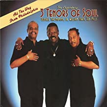 the three tenors of soul