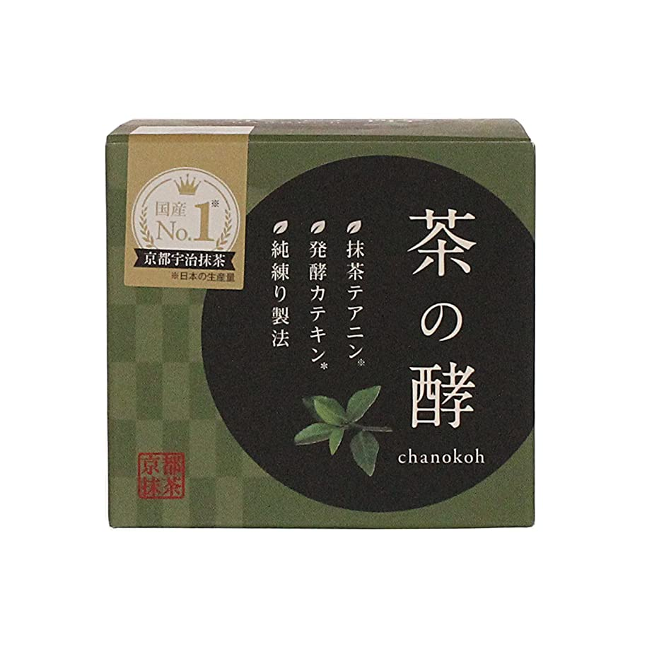 スキニー球状感覚伸和製薬 茶の酵 100g
