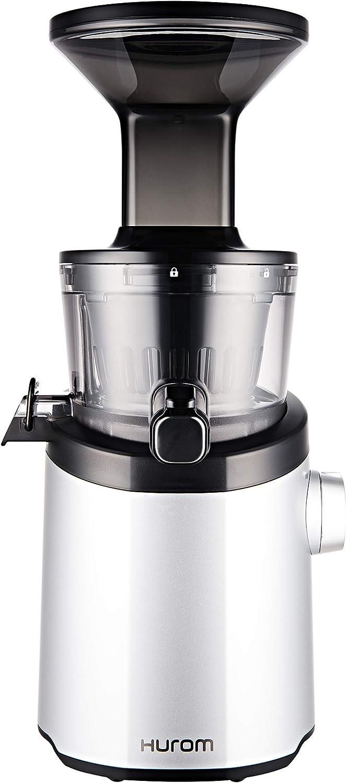 Hurom H101 Easy Clean Slow Juicer Renewed Matte Silver