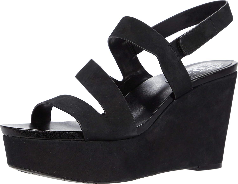 Vince Camuto Women's Velley Popular Soldering brand Wedge Platform Sandal
