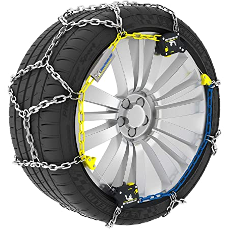 MICHELIN Chaines à neige Extrem Grip Automatique, spéciales SUV, 4x4, CAMPING CAR, VEHICULES UTILITAIRES N°290