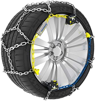 MICHELIN Extrem Automatic Grip Snow Chains for SUV, 4x4, Camper Car, Commercial Vehicles: image