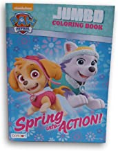 Paw Patrol Spring into Action Coloring and Activity Book - 96 Pages