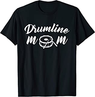 Drumline Mom T Shirt Drumline Tshirt Marching Band Shirt