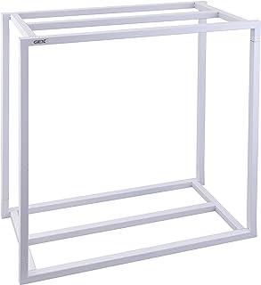 Gex Aqua Steel Rack Stand, 600cm, White