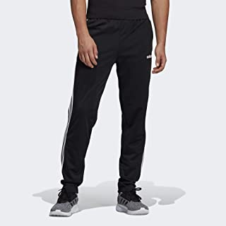 adidas Essentials Men's 3-Stripes Tapered Pants