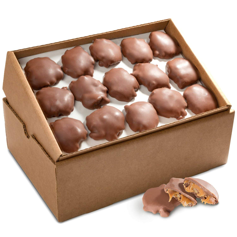 Ranking TOP12 Max 45% OFF Premium Candy Chocolate Turtle Pound 5 Bulk