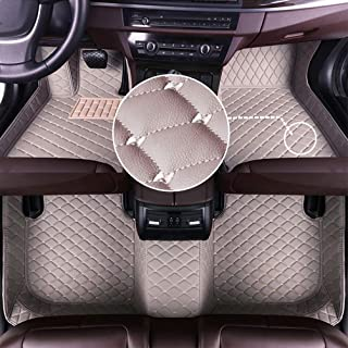 2008 2012 2014 Chocolate Brown Driver /& Passenger Floor Mats 2009 2010 2011 GGBAILEY Mercedes-Benz CL-Class 2007 2013