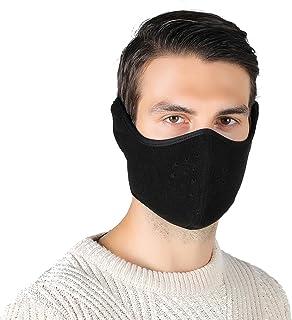 Tweal Invierno Protección Caliente Máscara Anti-frío de Invierno Calentador Máscara para Esquí Bicicleta Ciclismo Motocicl...