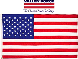 Valley Forge Flag USB4 Flag, 4' x 6', 0