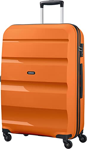 American Tourister Bon Air - Spinner Large Bagage cabine, 75 cm, 91 liters, Orange (Tangerine Orange)