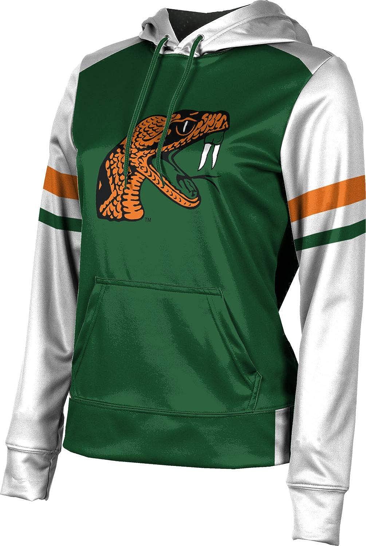 ProSphere Florida A&M University Girls' Pullover Hoodie, School Spirit Sweatshirt (Old School)