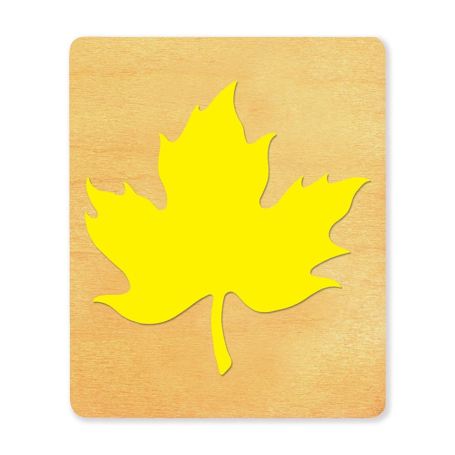 Ellison SureCut Die, Maple Leaf #2, Large