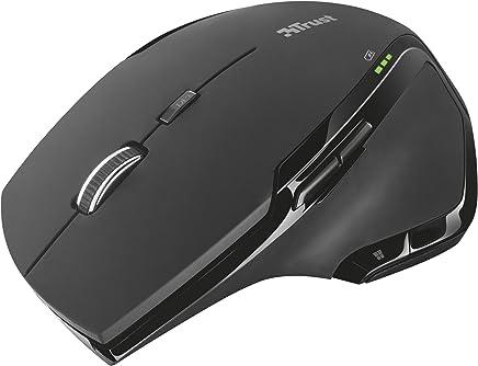 Trust Evo Mouse Ottico Wireless, Nero - Trova i prezzi più bassi