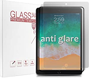 ambison [2 Pack] Matte Glass Screen Protector Compatible with iPad 6th/5th Generation 9.7
