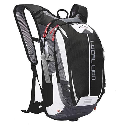 b9e9b840776b LOCALLION Biking Backpack Cycling Backpack Riding Backpack Bike Rucksack  Outdoor Sports Daypack for Running Hiking Camping