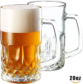 pint glasses with handles