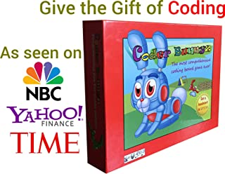 Coder Bunnyz - The Most Comprehensive STEM Coding Board Game Ever! Learn All The Concepts You Ever Need in Computer Progra...