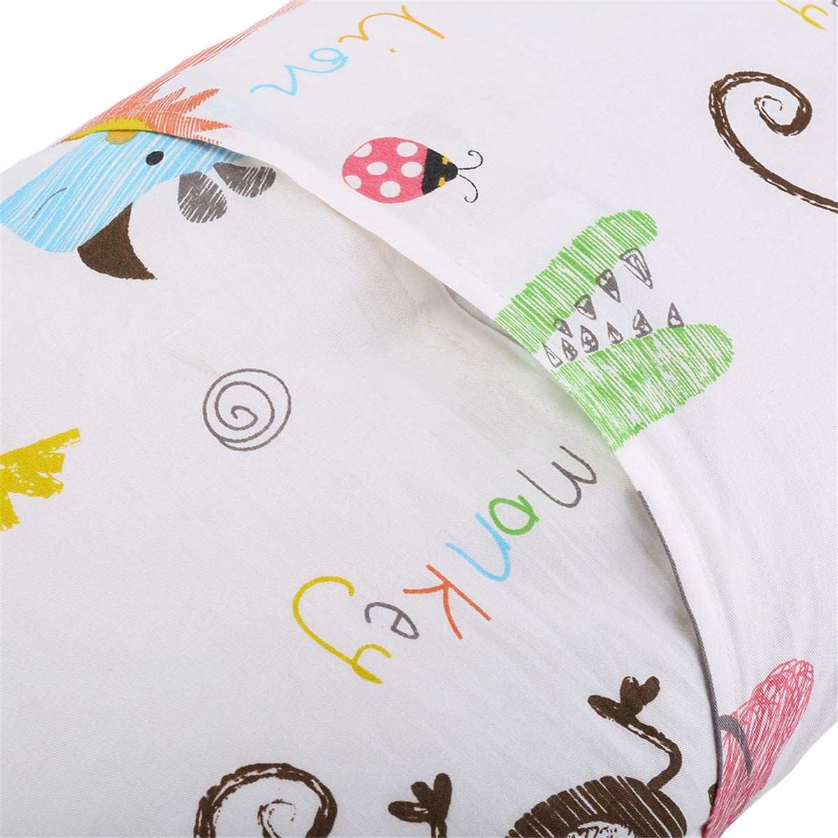 UOMNY Kids Toddler Pillowcases 1 Pack 100/% Cotton Pillow Cover Pillowslip Case Fits Pillows sizesd 13 x 18 or 12x 16 for Kids Bedding Pillow Cover Baby Pillow Cases Dinosaur Kids Pillowcases