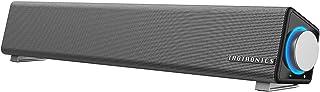 TaoTronics スピーカー pc サウンドバー 小型 ホームシアター 大音量 高音質 マイク端子とヘッドホン端子付 USB給電 AUX接続 テレビ/パソコン/スマホ/MP3対応