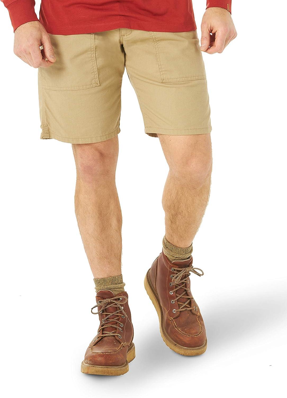 Wrangler Cheap sale Riggs Workwear Men's Louisville-Jefferson County Mall Work Short Regular Fit