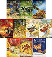 Terry pratchett Discworld novels Series 3 and 4 :10 books collection set