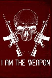 I Am The Weapon: Range Day Logbook