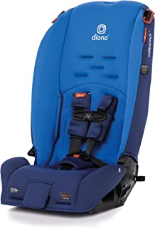 Diono Radian 3R, 3-in-1 Convertible Rear and Forward Facing Convertible Car Seat, High-Back Booster, 10 Years 1 Car Seat, ...