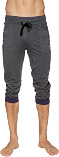 4-rth Men's Transition Cuffed Yoga Pant