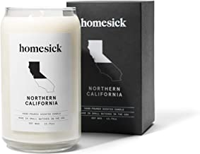Homesick Scented Candle, Northern California