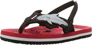Kids Sandals Ahi | Flip Flops for Toddlers, Boys, Girls With Soft Cushion Footbed | Waterproof