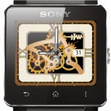 JJW Animated Gear Watchface 1 for Sony SmartWatch 2