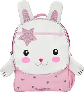11244 - Mochila con forma de conejo, Princess Mimi, rosa, aprox. 10 x 21 x 26 cm