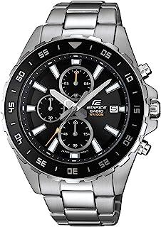 Casio Edifice EFR-568D - Reloj cronógrafo de Cuarzo para Hombre con Correa de Acero Inoxidable