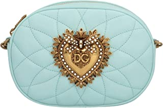 Luxury Fashion | Dolce E Gabbana Womens BB6704AV96780610 Light Blue Shoulder Bag | Spring Summer 20