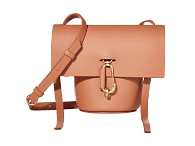 ZAC Zac Posen Belay Mini Crossbody Solid (Sunburn) Handbags