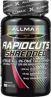 Allmax Nutrition Rapidcuts Femme 42 Capsules